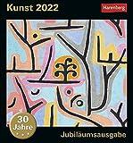 Kunst Kulturkalender 2022 - Tagesabreißkalender zum Aufstellen oder Aufhängen - Tischkalender mit Kunst im Detail - 15,4 x 16,5 cm: Künstler, Werke, Museen, Ausstellungen