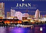 Japan. Zwischen Tradition und Moderne (Wandkalender 2022 DIN A3 quer)