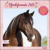 Pferdefreunde 2021 ‒ Broschürenkalender ‒ Kinder-Kalender ‒ Format 30 x 30 cm