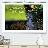 Engel-Kalender mit Zitaten/CH-Version (Premium, hochwertiger DIN A2 Wandkalender 2021, Kunstdruck in Hochglanz)