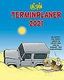Uli Stein – Terminplaner 2021: Taschenkalender