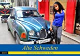 Alte Schweden - Schwedische Oldtimer in Kuba (Wandkalender 2021 DIN A3 quer)
