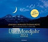 Das Mondjahr 2022: Wandkalender mit Fotos von Gerhard Eisenschink - Das Original