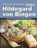 Abreißkalender Hildgard von Bingen 2021: Hildegard von Bingen 2021