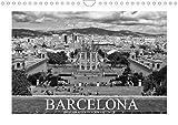 Barcelona Photografien in Schwarz/Weiß (Wandkalender 2021 DIN A4 quer)