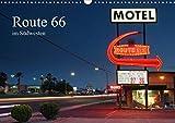 Route 66 im Südwesten (Wandkalender 2021 DIN A3 quer)