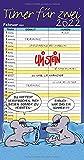 Uli Stein – Timer für zwei 2022: Monatskalender für die Wand: Praktischer Wandkalender mit viel Platz zum Eintragen und tollen Cartoons