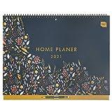Boxclever Press Home Planer 2021. Kalender 2021 Familienplaner mit Monatsansicht. 16-monatiger Wandkalender 2021 ab sofort nutzbar bis Dez'21. Familienplaner 2021 mit praktische Monatstaben.