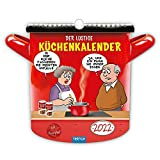 Trötsch Der lustige Küchenkalender 2022: Formkalender Geschenkkalender Kalender für die Küche