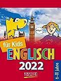Sprachkal. Englisch für Kids 2022: Tages-Abreisskalender für Kinder zum Lernen der englischen Sprache I Aufstellbar I 12 x 16 cm