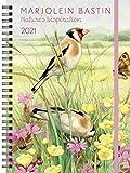 Marjolein Bastin Nature's Inspiration Monthly/Weekly Planner 2021 Calendar
