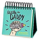 Babykalender und Buch für werdende Väter: Der Ready to Daddy Ratgeber begleitet Papa's 1. Babyjahr mit Wissen und Tipps