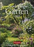 Zauberhafte Gärten Kalender 2021: Wochenkalender mit Zitaten