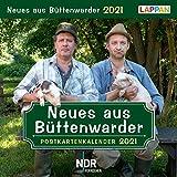 Neues aus Büttenwarder - Postkartenkalender 2021