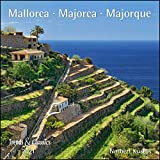 Mallorca Majorca 2021 - Broschürenkalender - Wandkalender - mit herausnehmbarem Poster - Format 30 x 30 cm