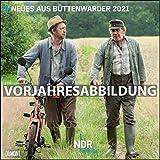 Neues aus Büttenwarder 2022 - Broschürenkalender - Wandkalender - Format 30 x 30 cm