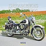 Dreambikes 2022: Broschürenkalender mit Ferienterminen und Fotos von Harley-Davidson-Bikes. Format 30 x 30 cm