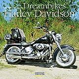 Dreambikes 2021: Broschürenkalender mit Ferienterminen und Fotos von Harley-Davidson-Bikes. Format 30 x 30 cm