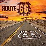 Route 66 2021 - 16-Monatskalender: Original BrownTrout-Kalender [Mehrsprachig] [Kalender] (Wall-Kalender)