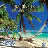Dream Islands/Trauminseln 2021: Kalender 2021 (Artwork Edition)
