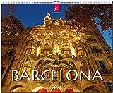 Barcelona: Original Stürtz-Kalender 2021 - Großformat-Kalender 60 x 48 cm