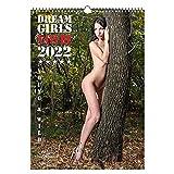 Sexy Nature Girls DIN A3 Kalender für 2022 Erotik Wald Natur - Seelenzauber