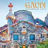 Gaudí - Antoni Gaudí 2022: Original Flame Tree Publishing-Kalender [Kalender] (Wall-Kalender)