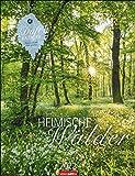 Heimische Wälder Kalender 2022 - Duft-Kalender - Wandkalender mit Monatskalendarium - 12 Farbfotos - 30 x 39 cm